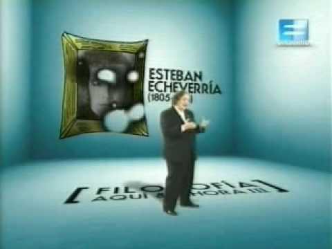 Esteban Echeverría:
