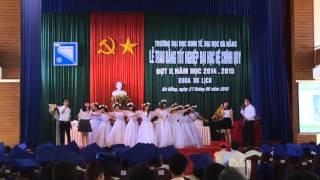 Múa Bụi Phấn - KHOA DU LỊCH DUE