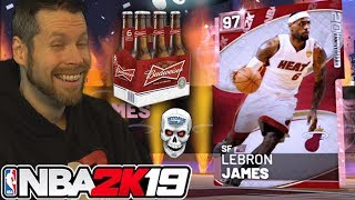 I ruined my life for LeBron James NBA 2K19