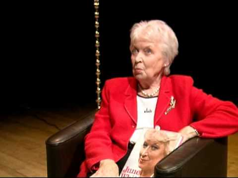June Whitfield discusses her career