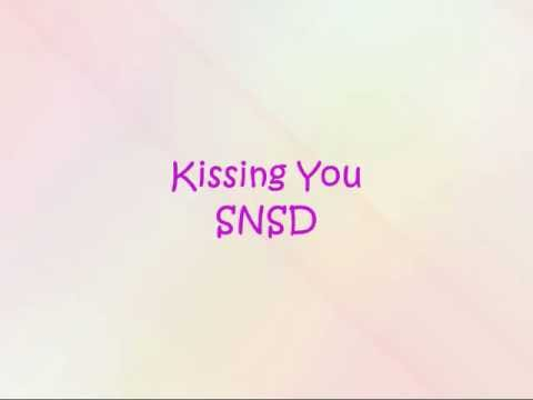 Snsd - Kissing You [han & Eng] video