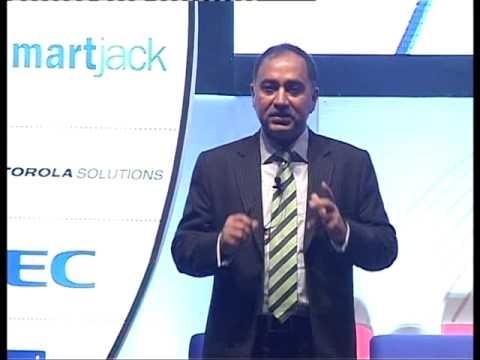 Use of Technology in Retail; Sandeep Dhar, CEO, TESCO HSC