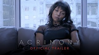 Acrimony (2018 Movie) Official Trailer – Taraji P. Henson