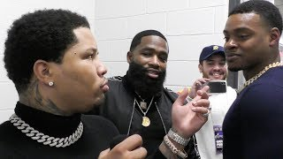 Errol Spence, Adrien Broner, Gervonta Davis & Robert Easter CLOWN Each Other
