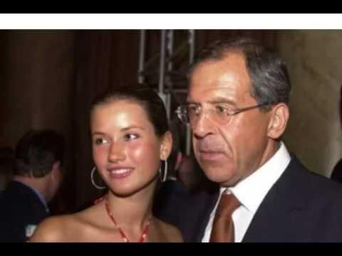 Как Живет и Чем Занимается Дочь Сергея Лаврова! Не упадите!