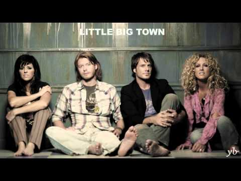 Little Big Town - Leavin In Your Eyes