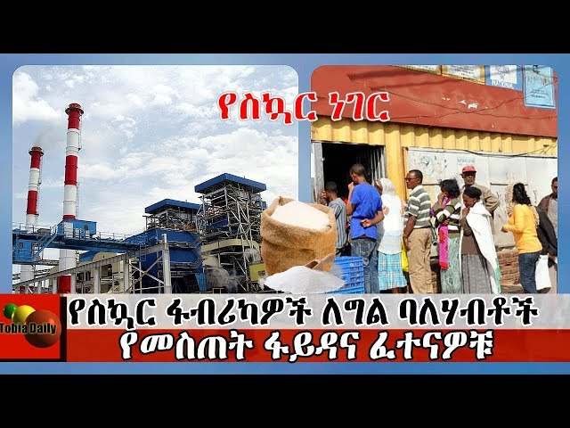 Benefits And Challenges Of Privatizing Ethiopian Sugar Factories