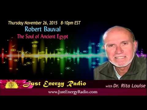 The Golden Age Of Ancient Egypt – Robert Bauval
