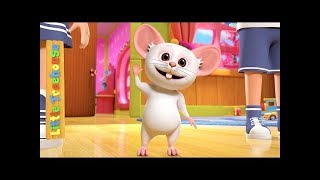 This is The Way | Kindergarten Nursery Rhymes Songs for Kids | Cartoons by Little Treehouse