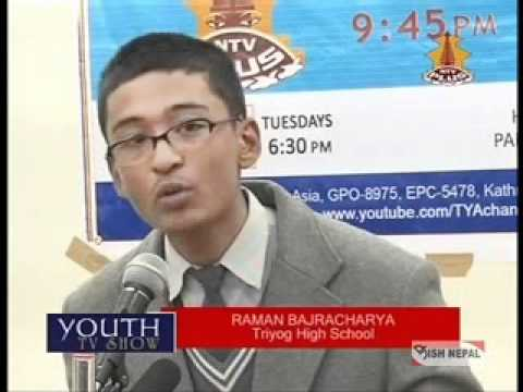 TNP Debate Competetion  Ep11  Part1  Youth TV Show2  20th March,2011