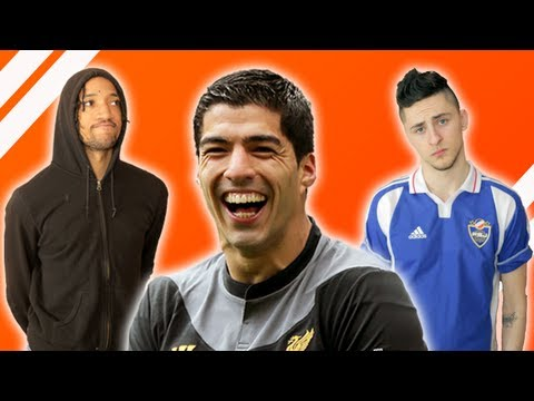 Luis Suarez Player of the Year?   Comments Below