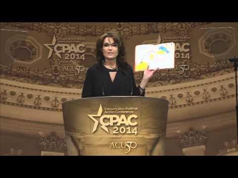 CPAC 2014 - Former Governor Sarah Palin (R-AK)