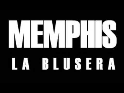 Memphis La Blusera La Flor Mas Bella