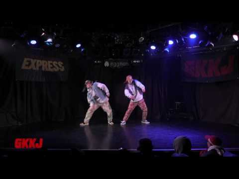 GKKJ PRESENTS「EXPRESS vol.9」- YASS & YUSEI