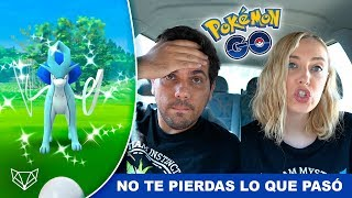 UN PROBLEMA LLAMADO SUICUNE 🙈 RAID DAY - Pokemon Go [LioGames]
