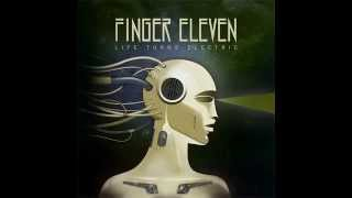 Watch Finger Eleven Suffocate video