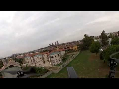 Parrot Ar. Drone con telecamera GoPro2