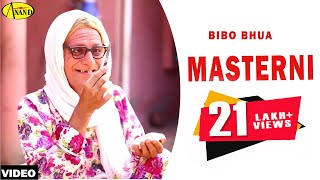 Bibo Bhua ll Masterni ll New Punjabi Comedy Video 2017
