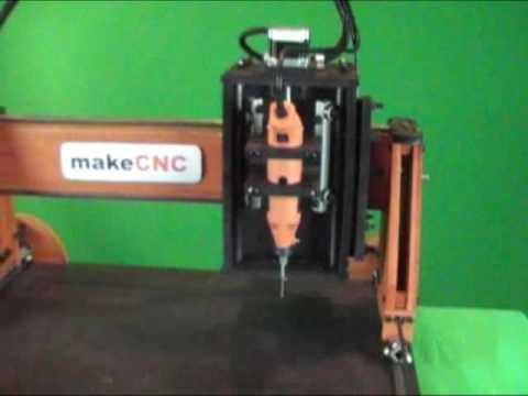 Make CNC Router kit instructables Robotic Tool