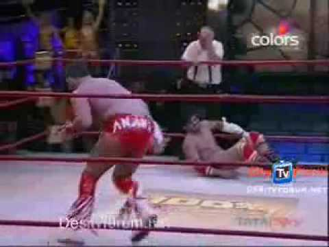 Ananzi VS Sangram Singh  - WWP 6th Sep 100 De Dhana Dhan