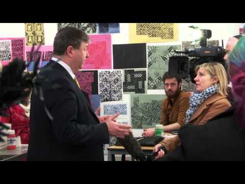 Alistair Carmichael MP visits Edinburgh College