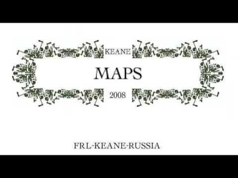 Keane - Maps