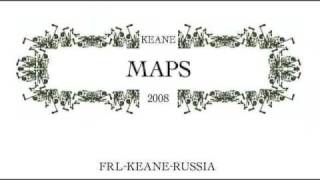 Watch Keane Maps video