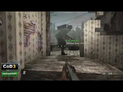 Call of Duty 1-6 Evolution Gameplay (PC HD)
