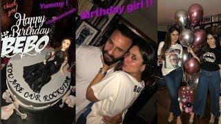 Kareena Kapoor Birthday Celebration 2018 - Inside Video