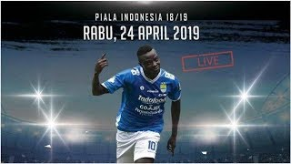 LINK Live Streaming RCTI Borneo FC vs Persib Bandung, Siaran Langsung Jawapos TV Piala Indonesia ...