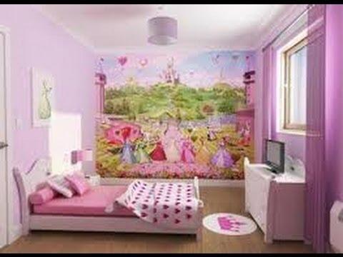 Como decorar un cuarto de ni a de princesas imagui for Un cuarto con luna facebook