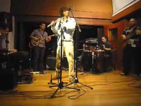 CRISTIAN FONSECA - Bogota Latin Jazz Ensamble - La Samba - Ray Obiedo
