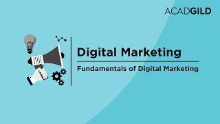 Digital Marketing Tutorial for Beginners | Online Digital Marketing Course | Digital Marketing