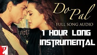 Do Pal - Instrumental - 1 HOUR LONG  | Veer-Zaara |