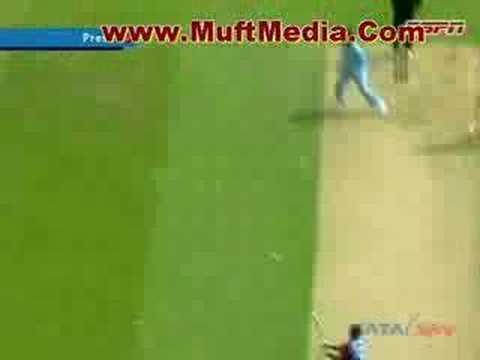 D.Mascarenhas 5 bowls 5 sixes vs India!!!