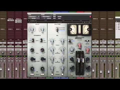 Waves / Abbey Road EMI TG12345 Plugin Tutorial