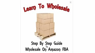 Make Money With Wholesale