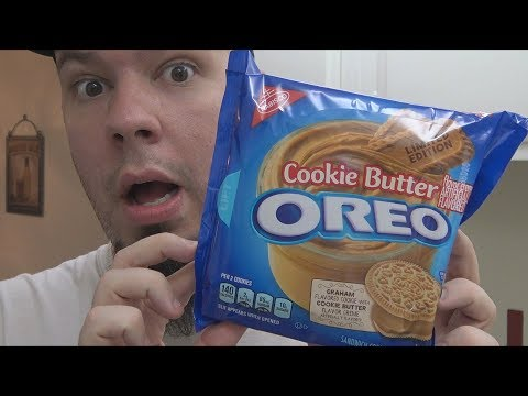 Cookie Butter Oreos Review - WE Shorts