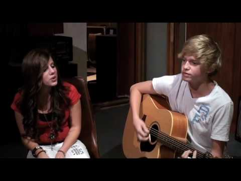 Avery and Cody Simpson Video