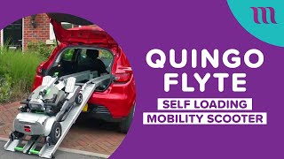 Quingo Flyte - self loading portable scooter