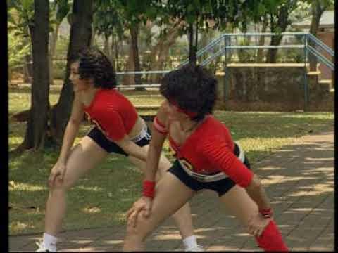 AEROBIC DANCE | Lose Weight | Senam Penurunan Berat Badan FUNKY ROBIC