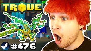 RANK #1 MASTERY LEADERBOARD!? ✪ Scythe Plays Trove Steam #476