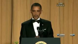 The moment Donald Trump decided to run for president - 2011 White House Correspondents' dinner,