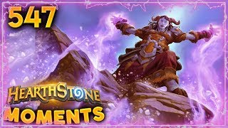Most Satisfying Board Removal!! | Hearthstone Daily Moments Ep. 547
