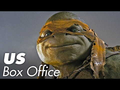 US BOXOFFICE WEEK 33 2014 [HD]