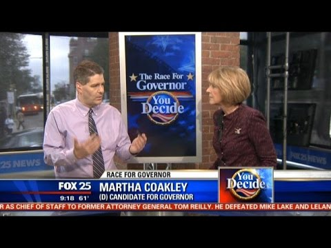 Martha Coakley talks with VB after Democratic primary win