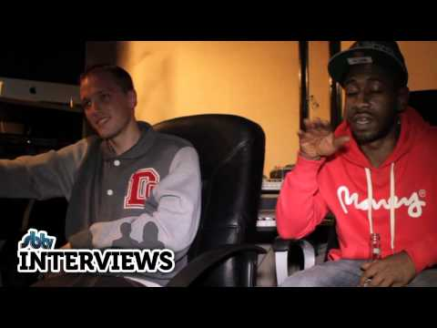 SB.TV – Lewi White & Rawz Interview | Young Guns