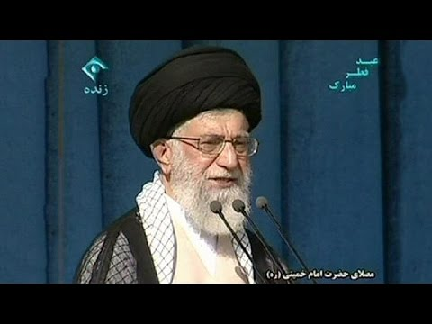 Iran's Supreme Leader Ayatollah accuses Israel of 'genocide'