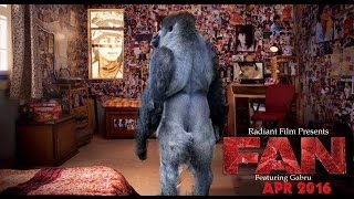 Jabra FAN Anthem Song by animals spoof| Shah Rukh Khan | #FanAnthem | In Cinemas April 15