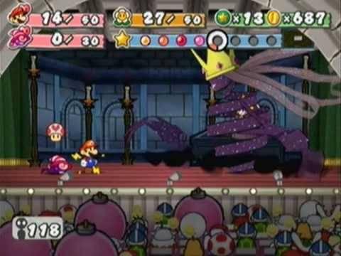 Paper Mario: The Thousand-Year Door - Finale - Final Battle [Part 2]
